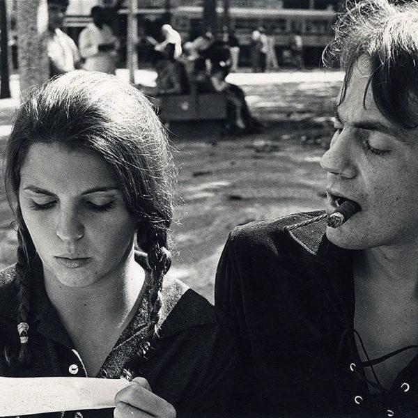 Leila Diniz e Paulo José
