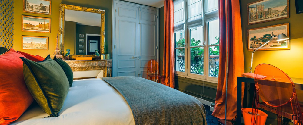les 3 chambres bed breakfast ultra lindo em paris