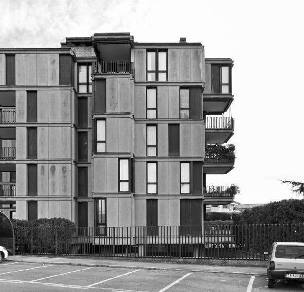 O arquiteto desenhou edifícios belos e funcionais