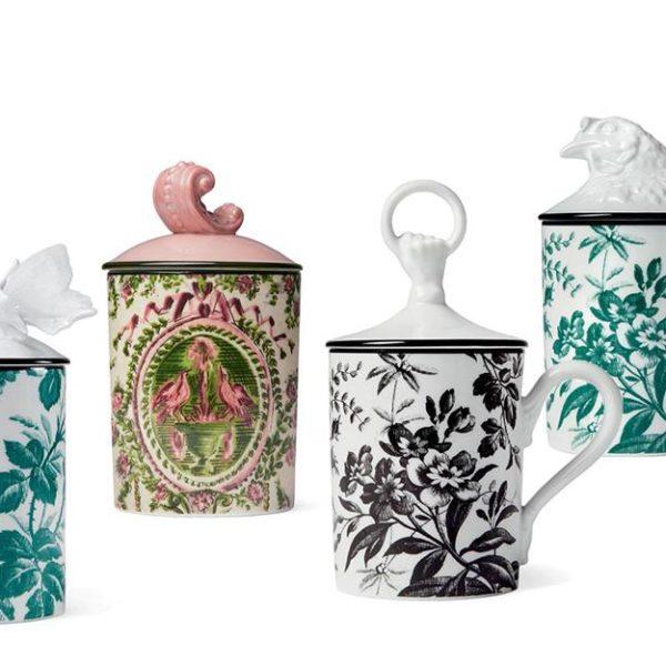 Sob a batuta de Alessandro Michele, coleção de décor