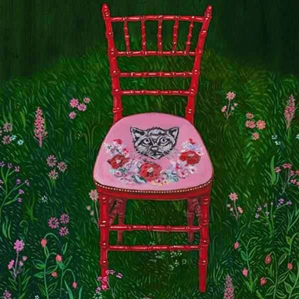 As cadeiras são simplesmente lindas!