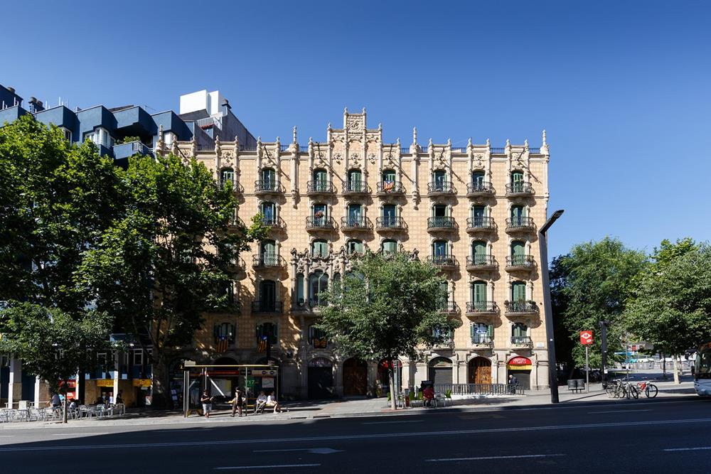 Casa Ramos, em Barcelona