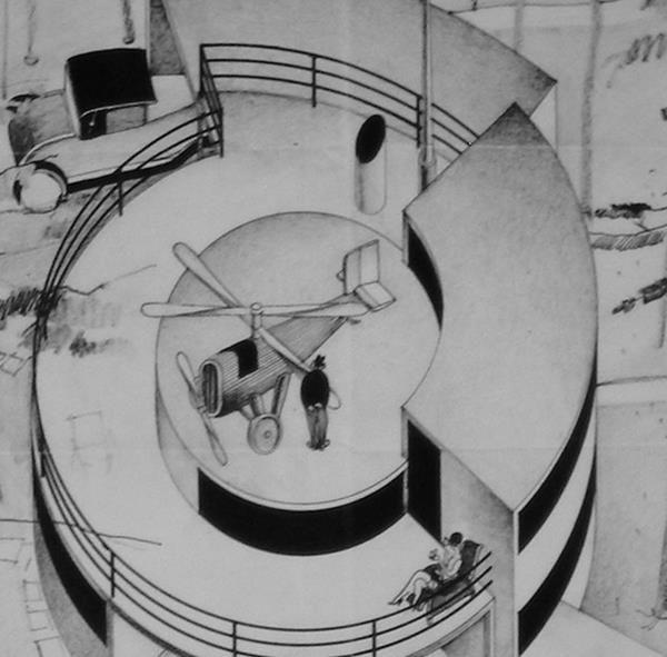 """""""A Casa do Futuro"""", outro projeto premiado. Aos 29 anos"""