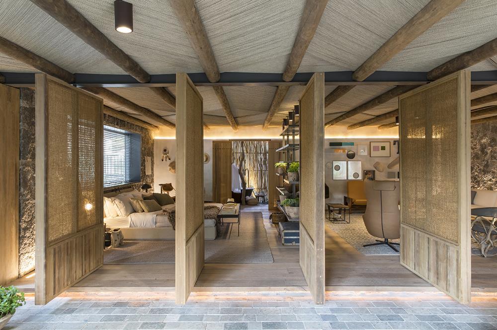 O escritório Triplex Arquitetura assina a Casa Raízes