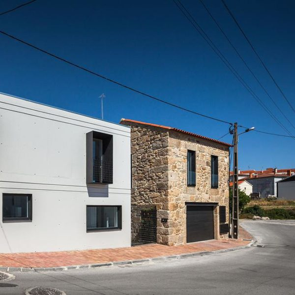 A casa está localizada em Guarda, Portugal