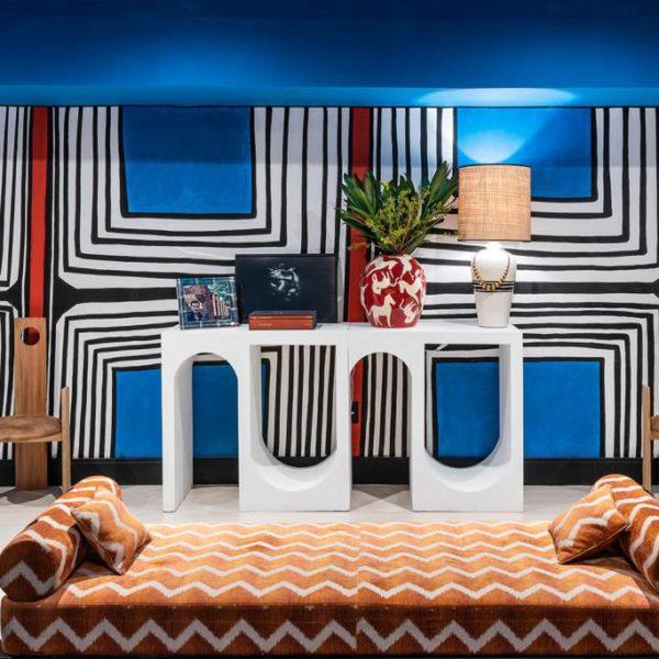 O arquiteto francês Jean de Just apresenta a herança indígena brasileira representada em grafismos, cestarias e cores vibrantes
