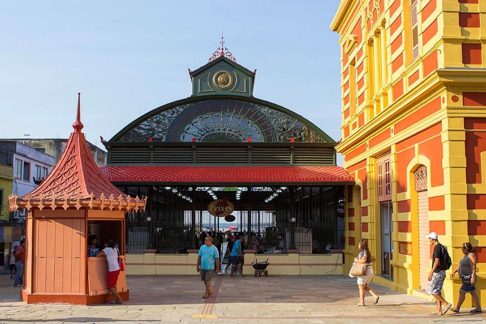 Mercado Adolpho Lisboa, o mercado municipal de Manaus
