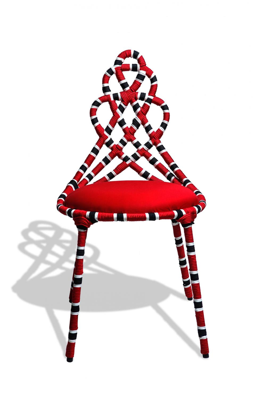 Cadeira Cobra Coral, maravilhosa!