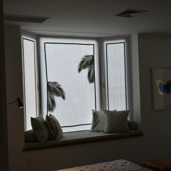 Ótima ideia para incrementar a cortina