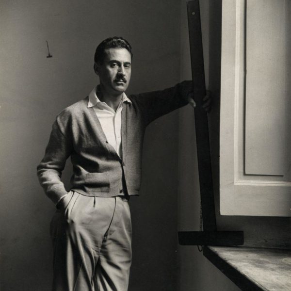 Franco Albini por Irving Penn