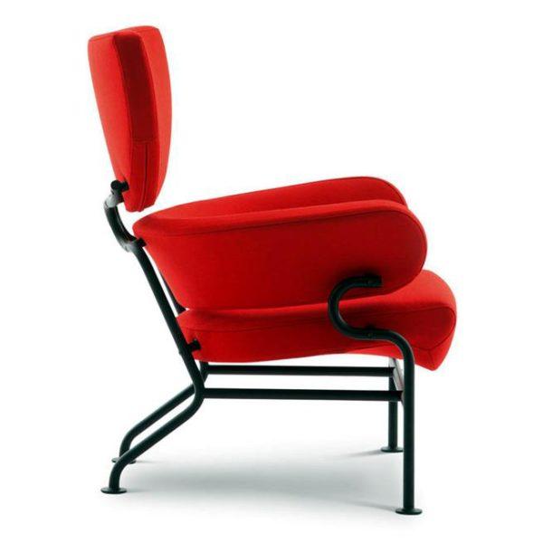 Armchair, design Franco Albini