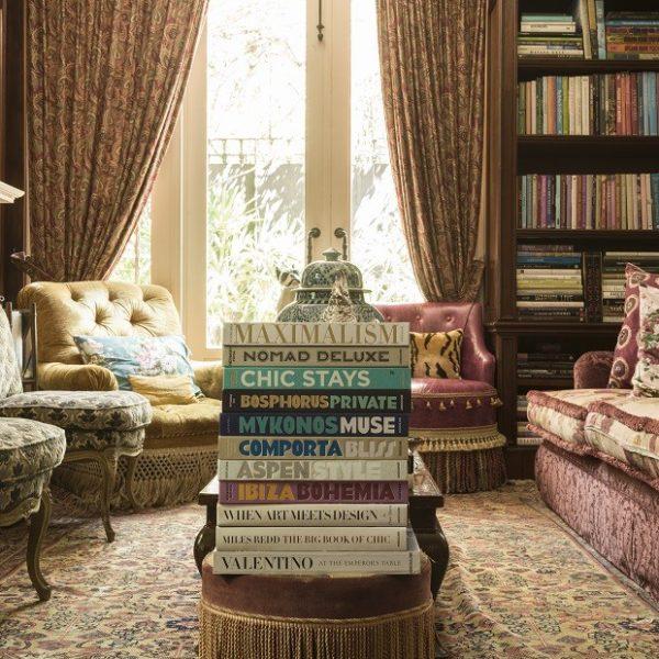 Livros, livros e mais livros, sempre!