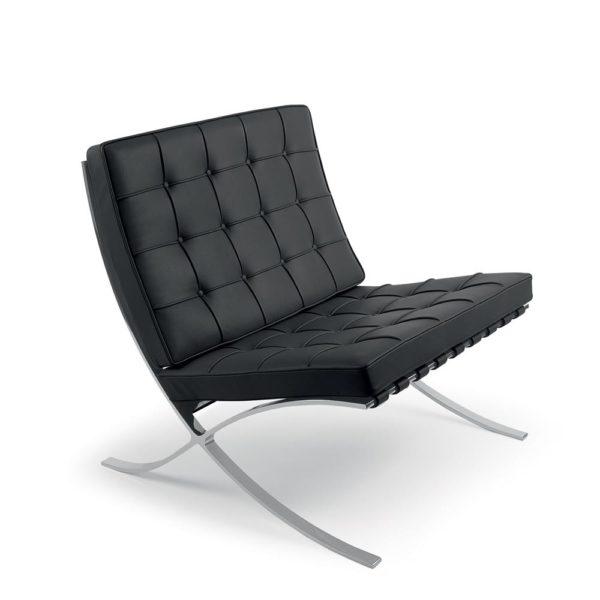 Barcelona Chair, de Mies van der Rohe