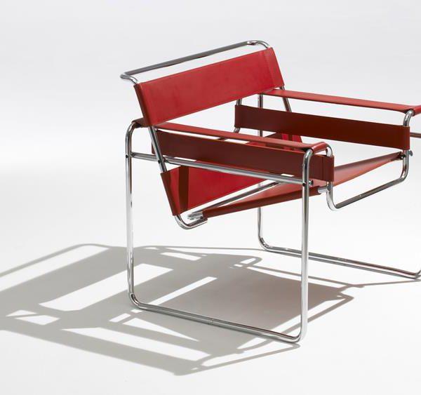 Wassily Chair, de Wassily Kandinsky