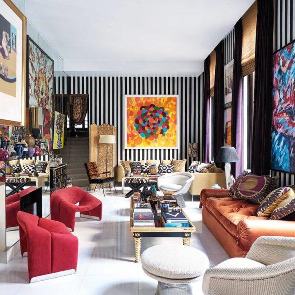Projeto de Sig Bergamin, em Paris