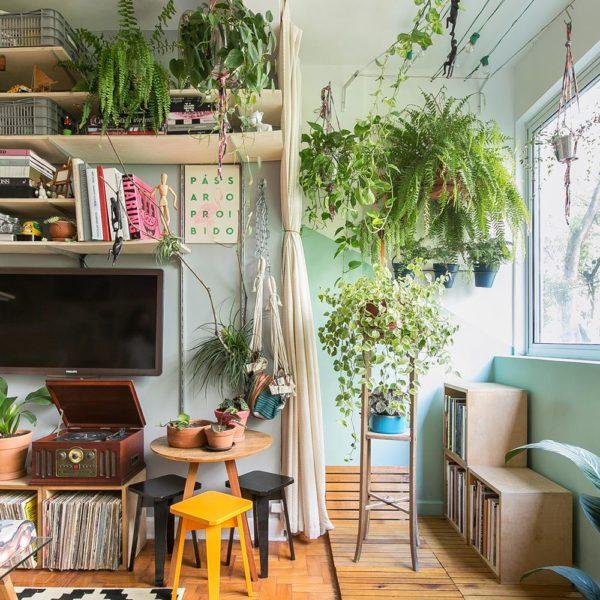 Um exemplo de casa para os Millennials, com ambientes que assumem mais de uma função