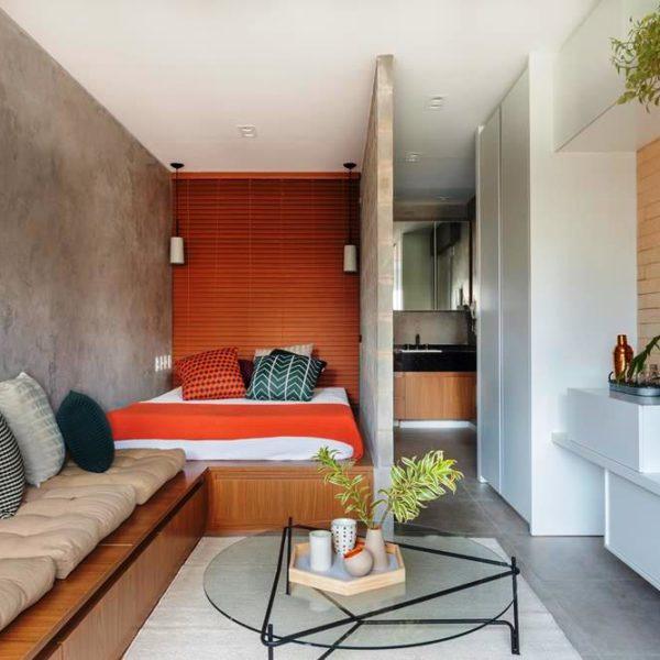 Na decoração por Tria Arquitetura, um exemplo de casa da Geração Z