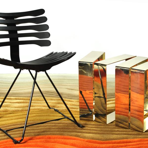 Cadeira Esqueleto, uma das peças mais vendidas