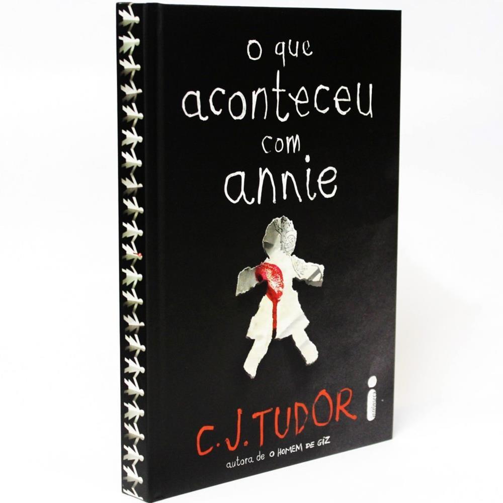 o que aconteceu com annie livro (Copy)