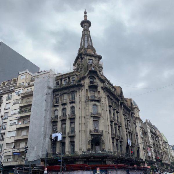 A elegância de Buenos Aires