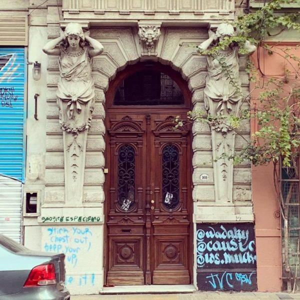 As portas