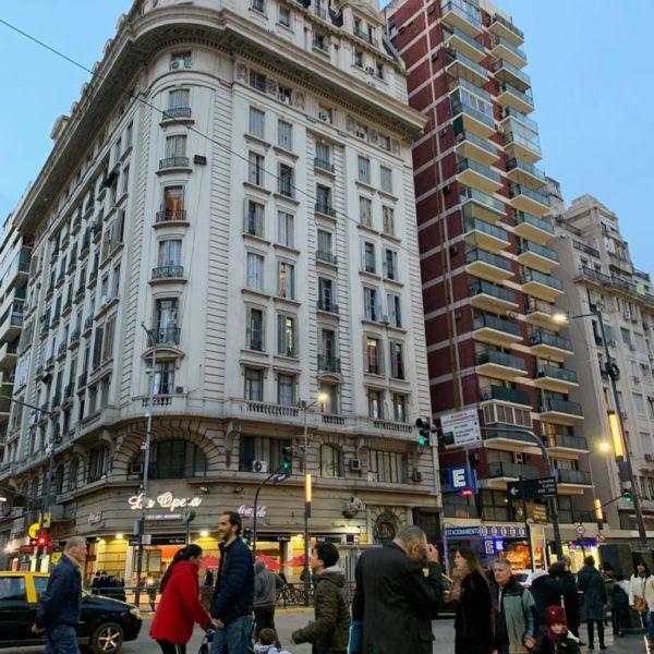 Buenos Aires é uma cidade super bonita