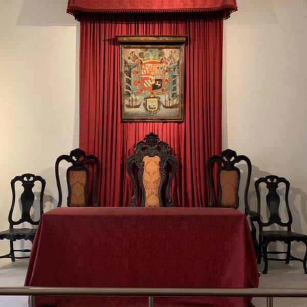 A visita ao Cabildo te coloca bem por dentro da história da Argentina