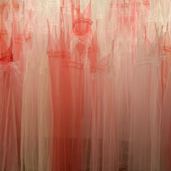 Transtornos del sueño, obra linda de Claudia Casarino