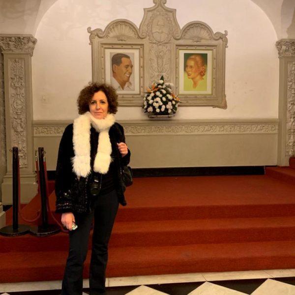 Perón, Evita and I