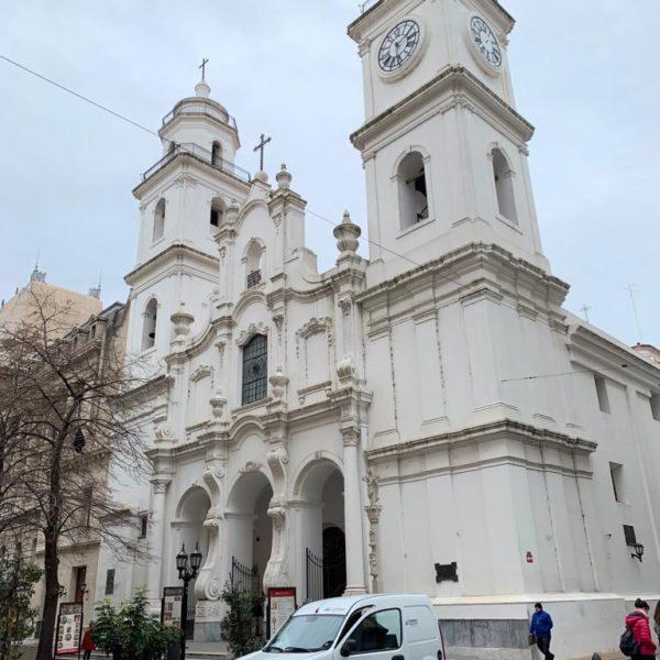 Iglesia San Inacio de Loyola