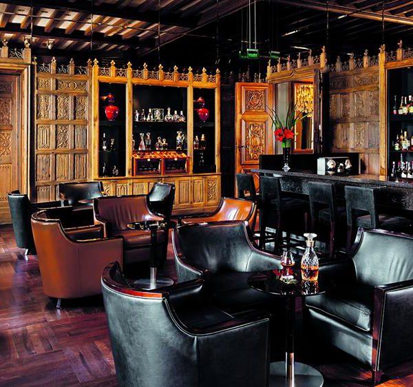 Oak bar, modelo imperdível