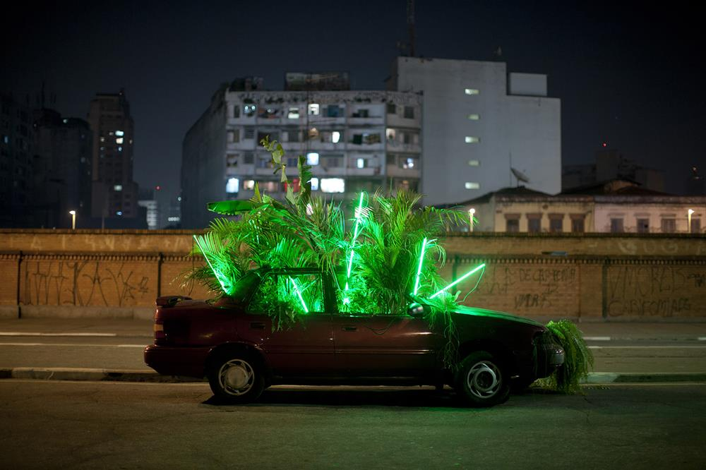 Carro Verde, do coletivo BijaRi