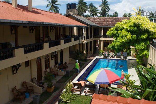 O hotel, antes. Acredite se quiser