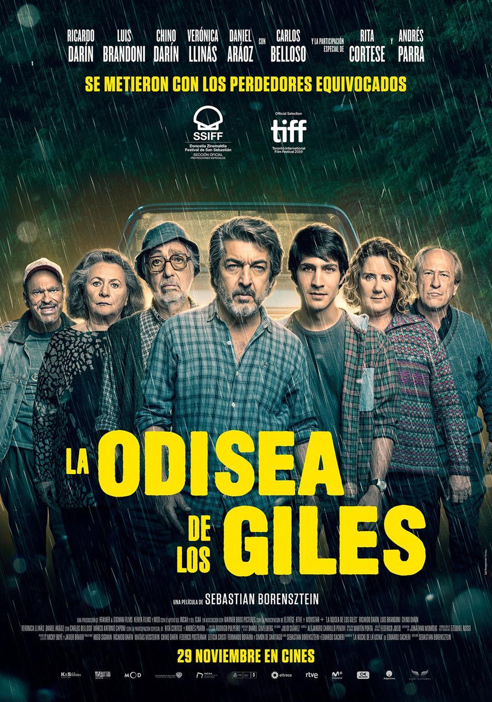 A Odisseia dos Tontos, um ótimo filme