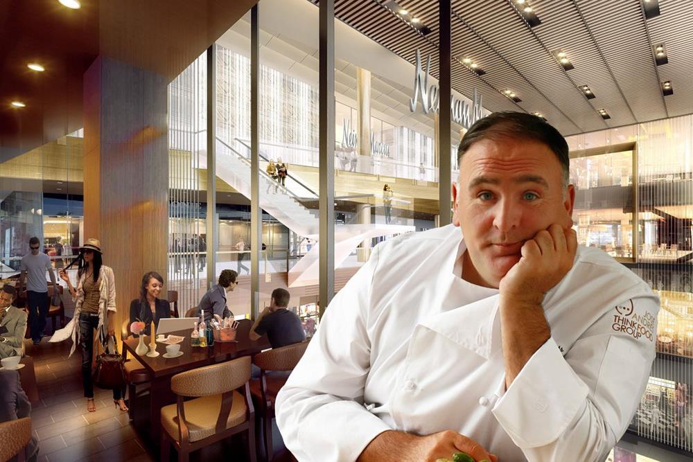 Jose Andres, aclamado chef espanhol