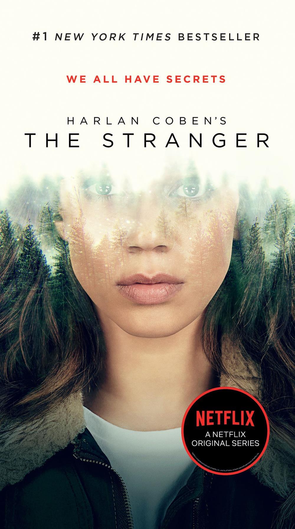 A estranha, interpretada por Hannah John-kamen
