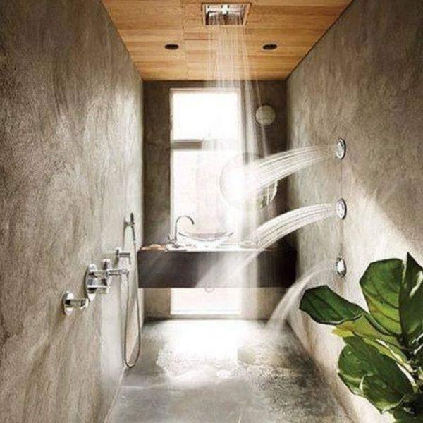 Quem não quer um banheiro assim???