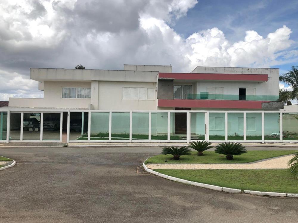 A fachada do leitor João Carlos, de Brasília