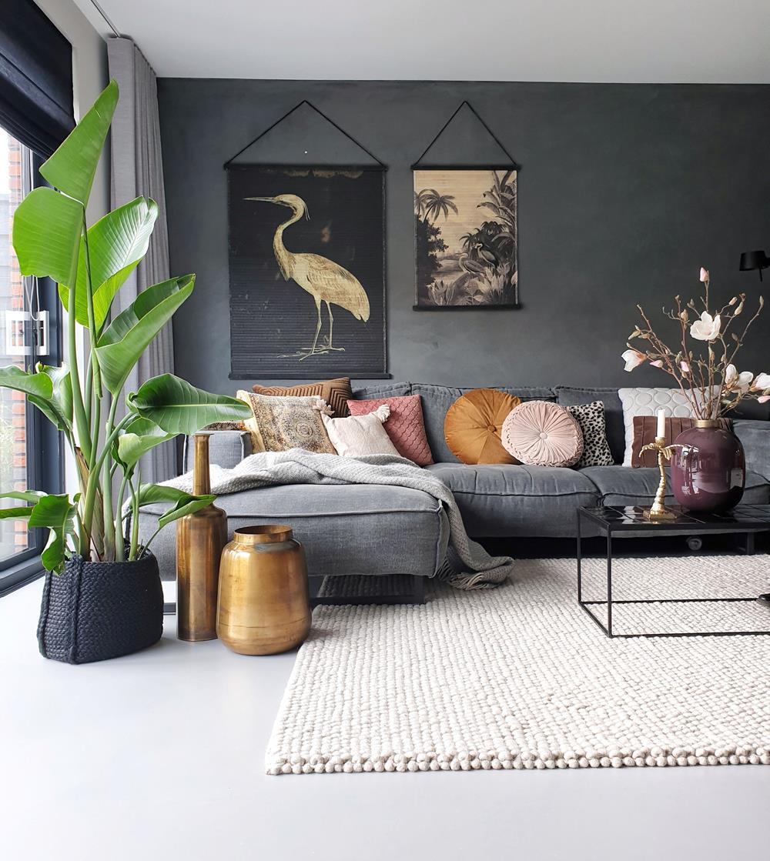 Alguns livings e salas de TV para você se inspirar!!