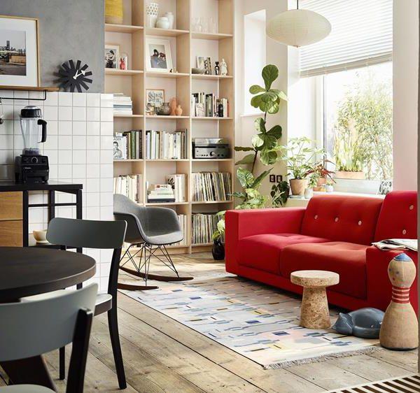 Projeto de living integrado