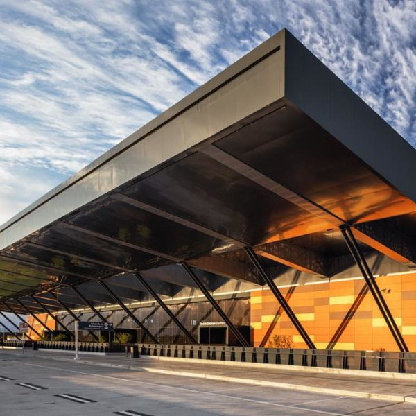 Aeroporto de Florianópolis - Terminal Internacional de Passageiros