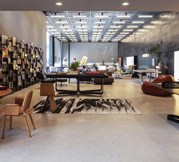 A loja tem 900 m², na Gabriel Monteiro da Silva, em São Paulo