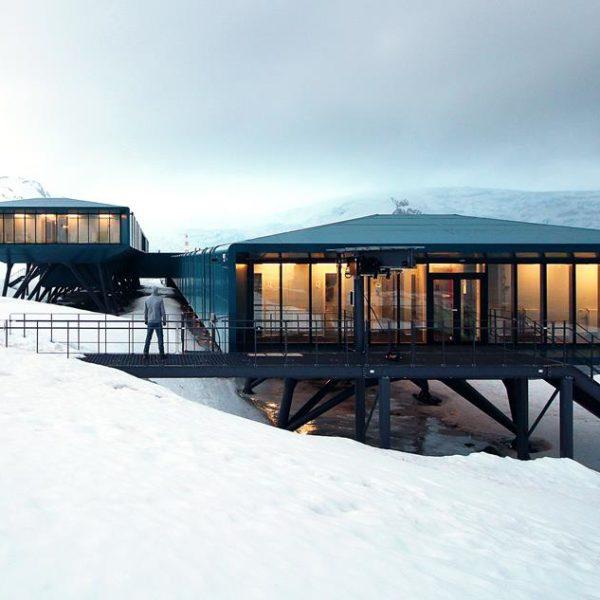 Estação Antártica Comandante Ferraz / Ilha Rei George – Antártica
