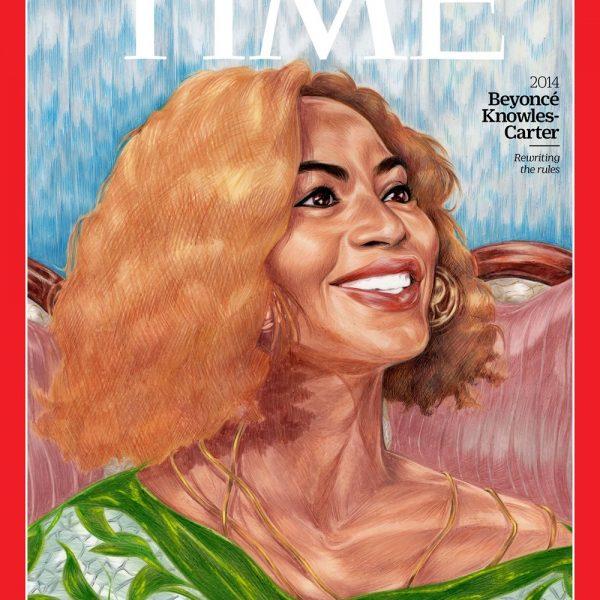 Em 2014, a super Beyoncé Knowles-Carter