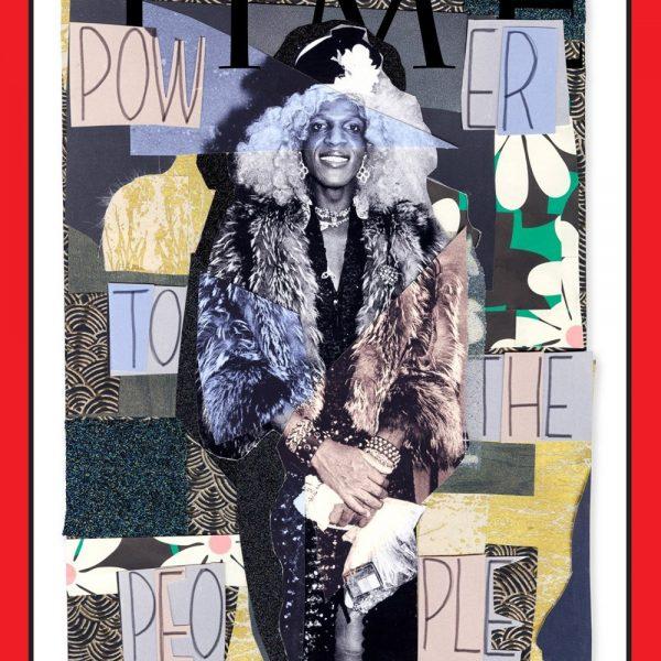 1969: Marsha P. Johnson