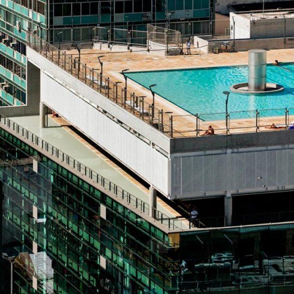 Paulo Mendes da Rocha e MMBB Arquitetos projetaram o Sesc 24 de Maio, em São Paulo