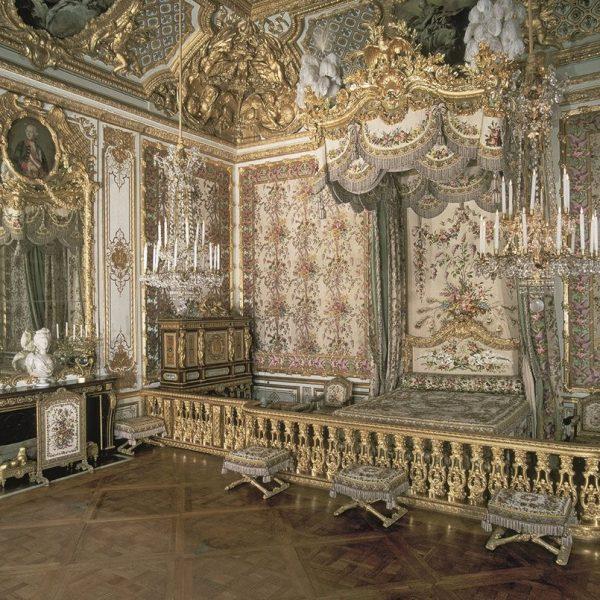 O quarto de Maria Antonieta