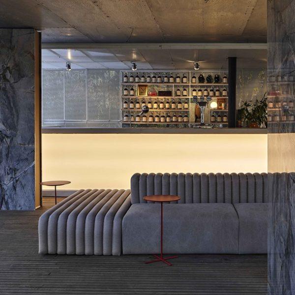 Bar Benericks, lindo, em outro ângulo
